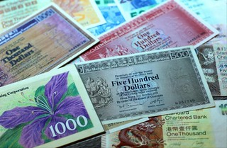 Henry Steiner banknotes