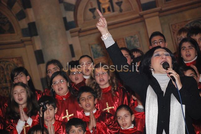 2009 English though Gospel S. Antonio a Fulzenzio Lecce