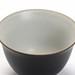 Tasse de Lin's Ceramics noire Sipping (3)