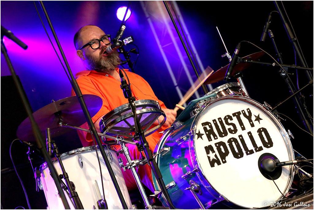 Rusty Apollo