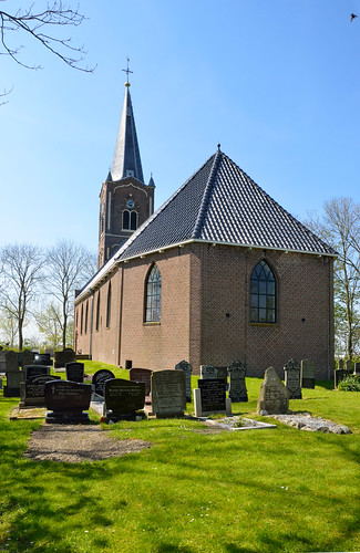 Wiuwert, de Nederlands Hervormde Nicolaaskerk, Nederland 2016