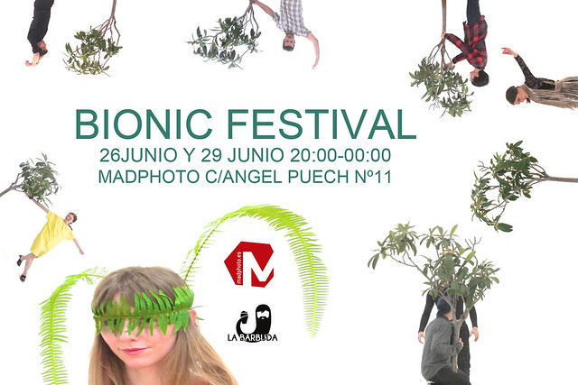 BIONIC FESTIVAL - DANCING WITH TREES