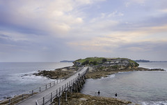 Bare Island Sydney Australia