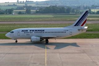 Air France Boeing 737-528 F-GJNF