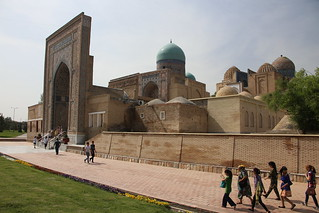 Shah-i Zinde complex