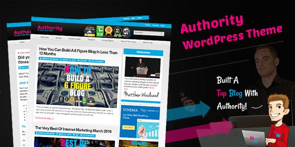 Authority v1.0.3 WordPress Theme – MyThemeShop