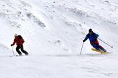 Skitouren Karpaten, Rumänien.