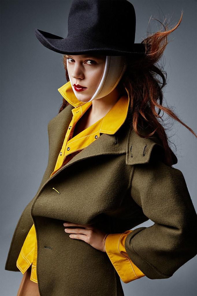 Фрея Беха Эриксен — Фотосессия для «Vogue» UK 2016 – 11