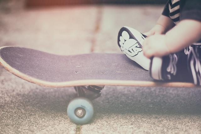 Baby Skater