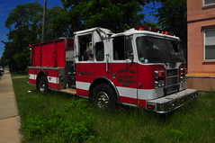 Columbus Fire and Emergency Medical Services Engine 11