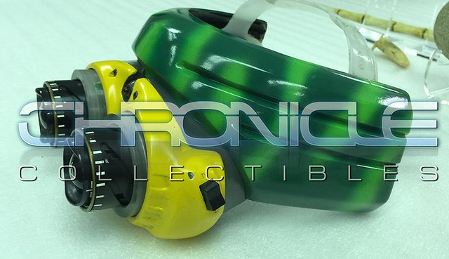 Chronicle Collectibles【侏儸紀公園:夜視鏡複製品】Jurassic Park Goggles Prop Replica