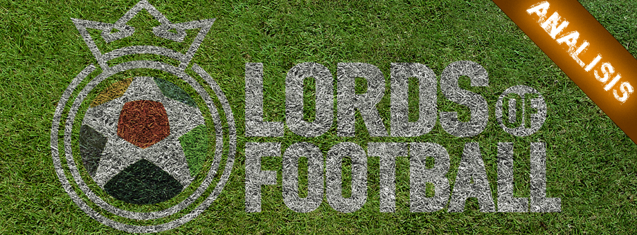 Lords of Football, el farolillo rojo