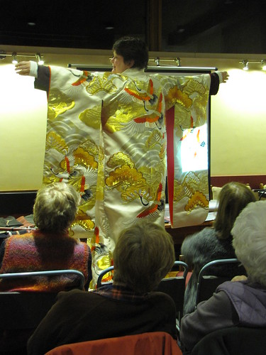 Birmingham Embroiderers' Guild Opening The Kimono April 2013 (37)