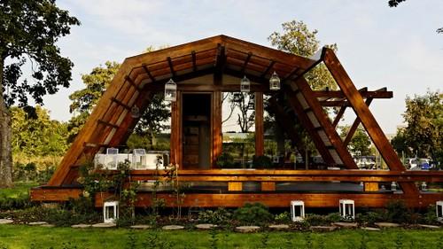 У дома Soleta zeroEnergy есть все необходимое для жизни вдали от электросети