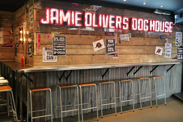 Jamie Oliver's Doghouse