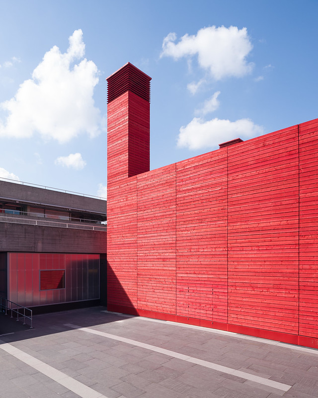 The Shed, Haworth Tompkins Architects