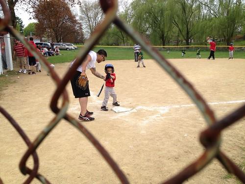 Pollo's baseball 6y/o
