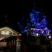 Mystic Manor - Hong Kong Disneyland - Night Shot