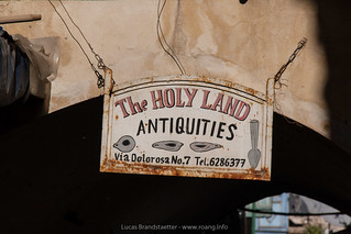 The HOLY LAND ANTIQUITIES