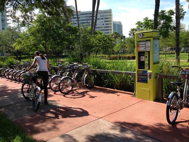 Miami Beach Bikeshare