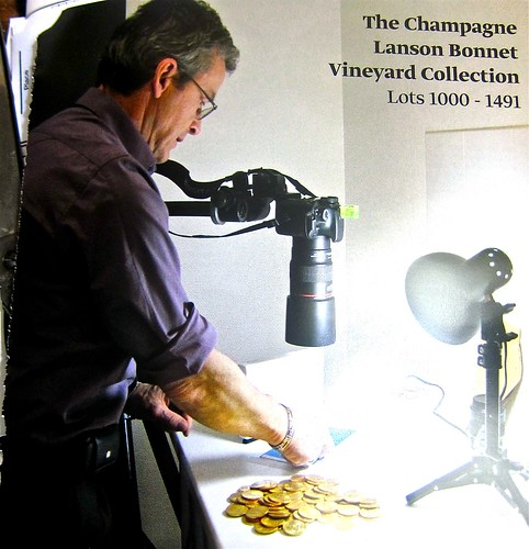 grading the coins