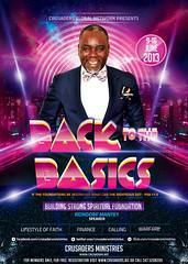 BACK TO THE BASICS: Building Strong Spiritual Foundation (Free Webinar)