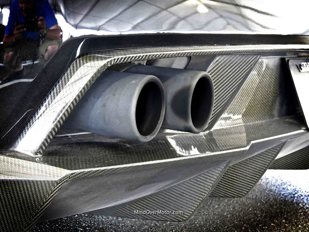 Lamborghini Gallardo LP570-4 Superleggera Exhausts