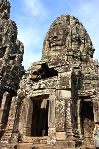 Just face it. Angkor Thom.