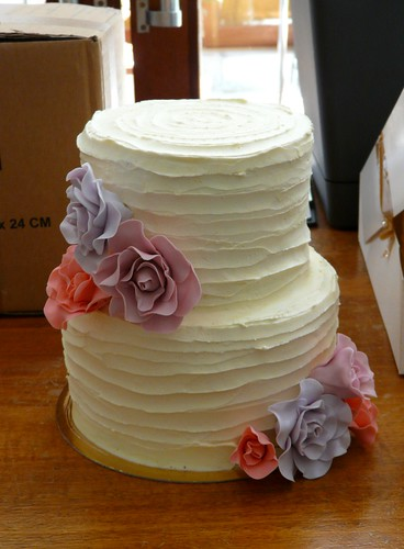 Wedding Cake by Sugar Daze