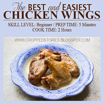 Candied Terriyaki Chicken Wing Recipe