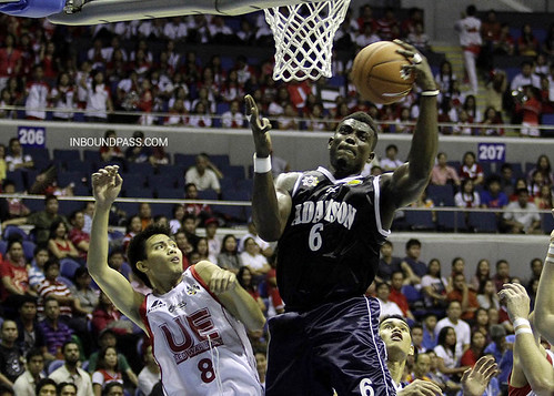 UAAP Season 76: Adamson Falcons vs. UE Red Warriors, July 10
