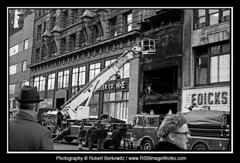 1970-12/04 - Gas Explosion/Fire, Ryan's Bar & Grill, Park Row, NYC