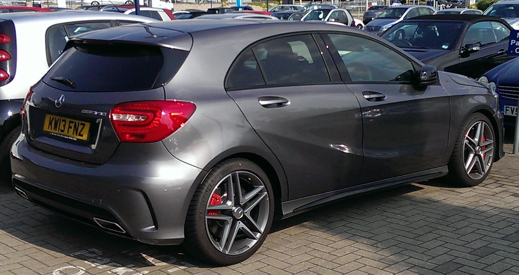 A45 AMG Test Drive - First Impressions - Overclockers UK Forums