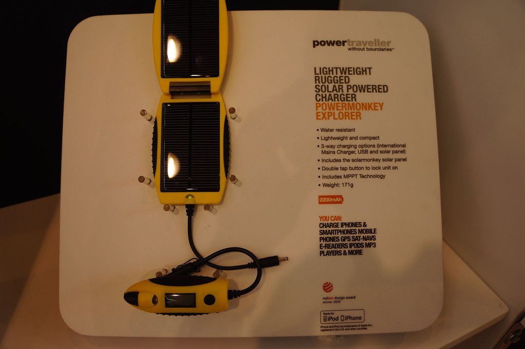 power traveller PowerMonkey Explorer