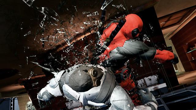 Deadpool - Screenshot 1