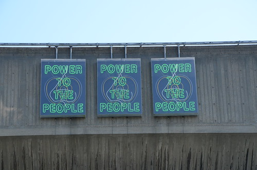 Power to the People, South Bank