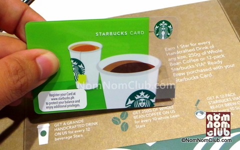 New Starbucks Card 10 Things You Need To Know Nomnom Club