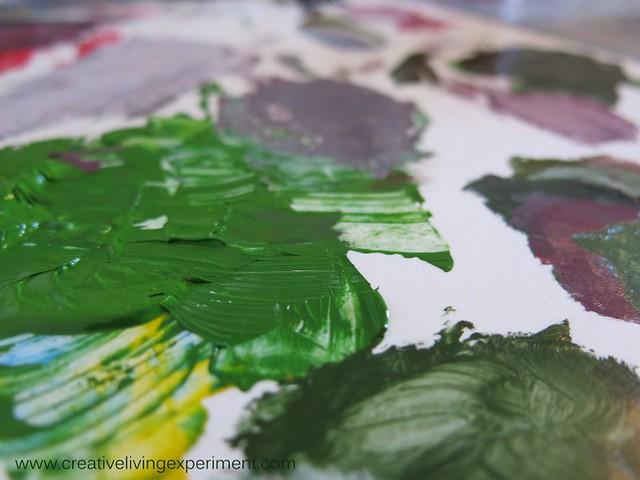 Paint Palette Goodness