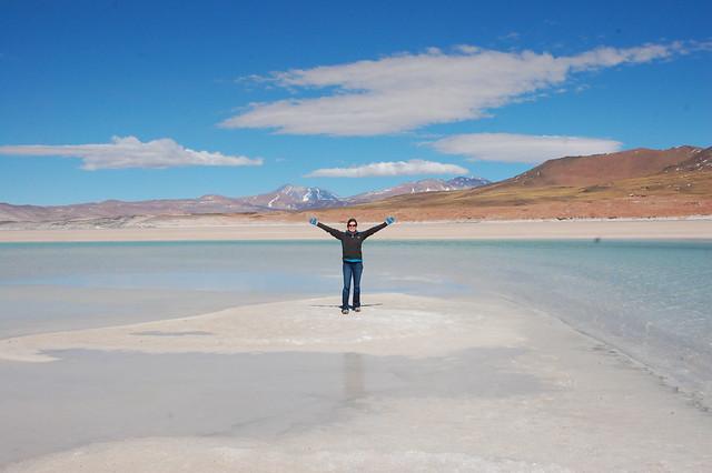 Salar de Tara/Aguas Calientes, San Pedro de Atacama