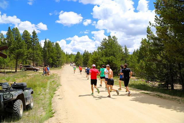 Leadville Trail 100 10K 2013