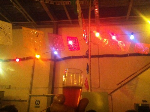 lights and beer
