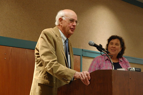 Wendell Berry and Bev May