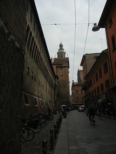 DSCN4661 - Palazzo D'Accursio (Palazzo Comunale), Bolonga, October 2012