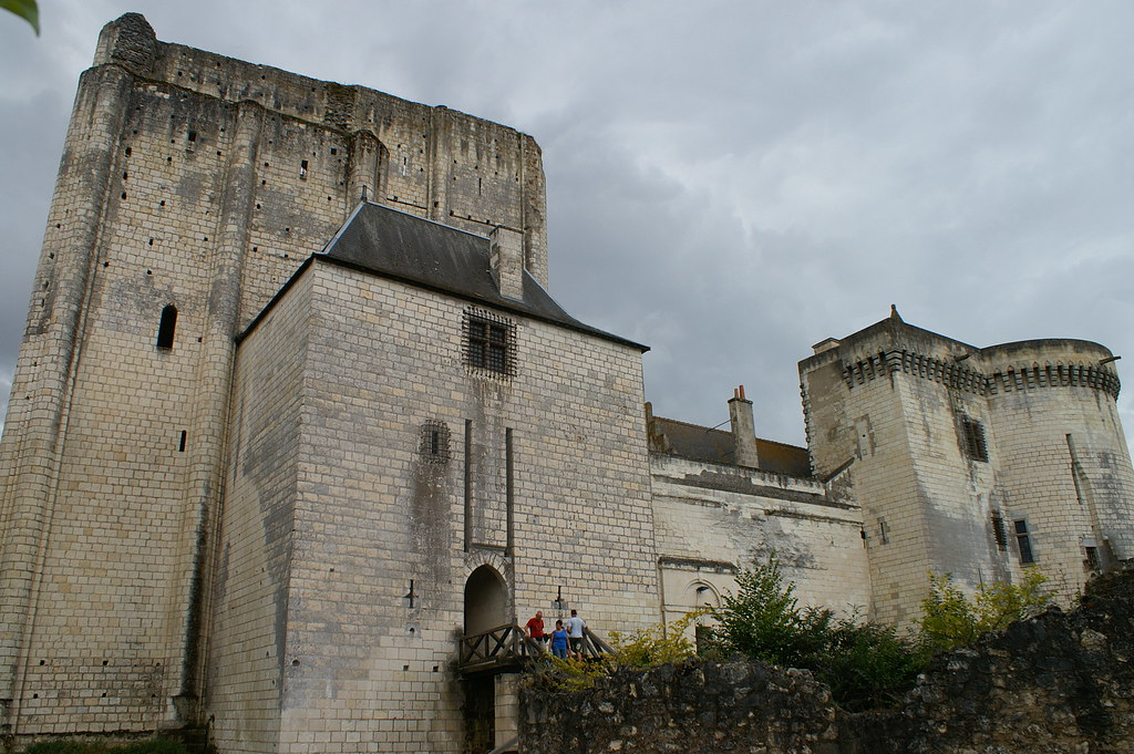 Donjon Château de Loches