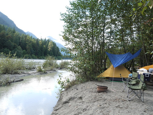 Squamish Valley Campground, BC