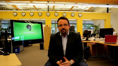 Phil Libin the Magical CEO of Evernote