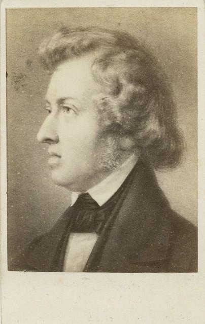 Frèdèric Chopin portrait
