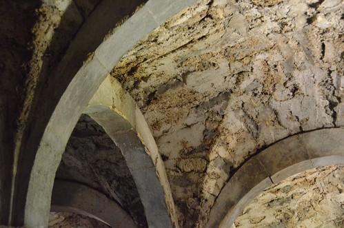 Memleben (Saxe-Anhalt), crypte de l'abbatiale - 09