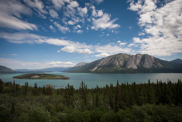 Random Yukon Lake