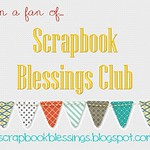 Scrapbook Blessings Club